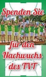 TVT Spenden Jugendabteilung